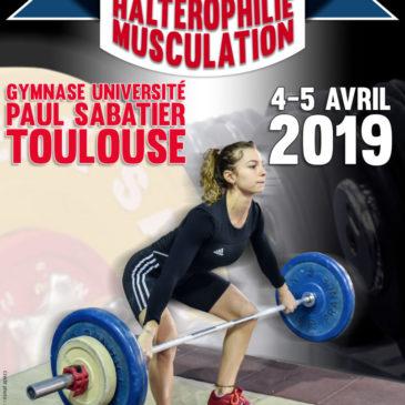 Toulouse : championnat de France d'haltéro-musculation