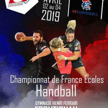 Frontignan : Championnat de France Ecoles de Handball