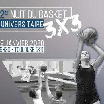 Toulouse : 2° nuit du basket 3×3