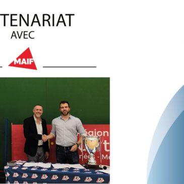 Partenariat MAIF x Ligue Occitanie du Sport Universitaire Montpellier