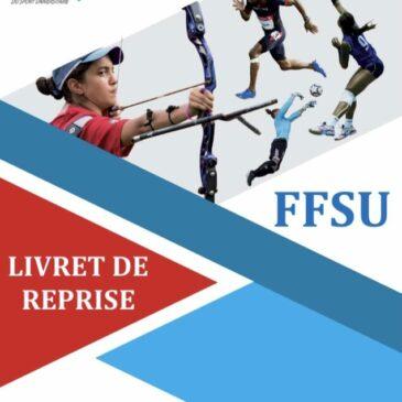 LIVRET DE REPRISE FFSU
